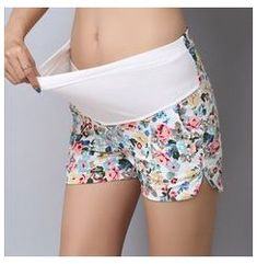 Maternity Sewing, Cute Maternity Outfits, Casual Maternity, Maternity Shorts, Pregnancy Outfits, Maternity Nursing, Maternity Wear, Maternity Dresses, Maternity Fashion