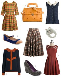 Scathingly Brilliant: autumn wishlist