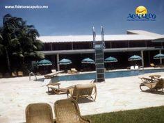 #acapulcoeneltiempo El hotel Pierre Marqués fue el primero de lujo frente a la playa Revolcadero. ACAPULCO EN EL TIEMPO. El hotel Pierre Marqués fue el primero frente a la playa Revolcadero de Acapulco, el cual pertenecía al empresario estadounidense Jean Paul Getty y además, fue escenario de una película del afamado actor mexicano Cantinflas. Visita la página oficial de Fidetur Acapulco, para obtener más información.