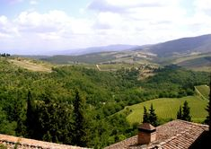 advice for visiting Tuscan Wineries