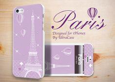 Paris Case designed for Apple iPhone 5 #paris #EiffelTower #appleiphonecase #iphone5case #DesignerCase #UltraCase