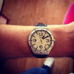 #Swatch CATERHBLACK