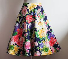 szycie na maszynie, spódnica z półkola, spódnica lata 50te, spódnica retro, szycie ubrań, retro skirt, sewing, making clothes