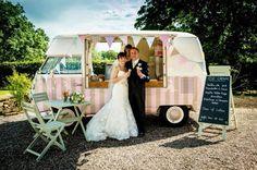 ¡Pon un buffet de helados en tu boda!