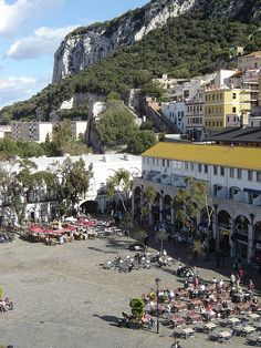 The last time I visited Gibraltar, I took an excursion to see the apes and WWII history. On this Silver Spirit cruise, Alan and I will be exploring on our own.