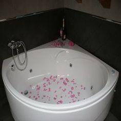 Creating a home spa.
