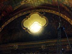 Luz Divina - Igreja de Sao Francisco da Penitência - Convento de Santo Antônio - Centro da Cidade - Rio de Janeiro - Brasil
