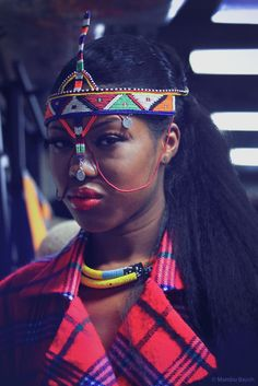 CLICK ME  Applause Africa Magazine Coverage  Africa Fashion Week  By: Mambu Bayoh