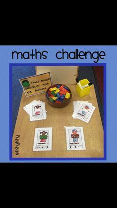 Dominoes maths challenge