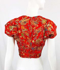 66a60a1c1b6 For Sale on 1stdibs - Rare 1990s vintage COMME DES GARCONS / JUNYA WATANABE  Asian themed
