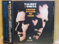CD/Japan- TALBOT & WHITE United States Of Mind w/OBI RARE OOP -THE STYLE COUNCIL #JazzPopSmoothJazzSoulJazz