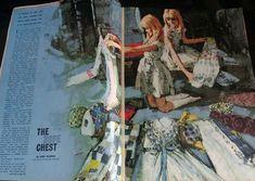 WOMAN'S REALM MAGAZINE JUNE 1 1963 Michael Johnson, June, Magazine, Illustration, Artist, Painting, Inspiration, Women, Biblical Inspiration