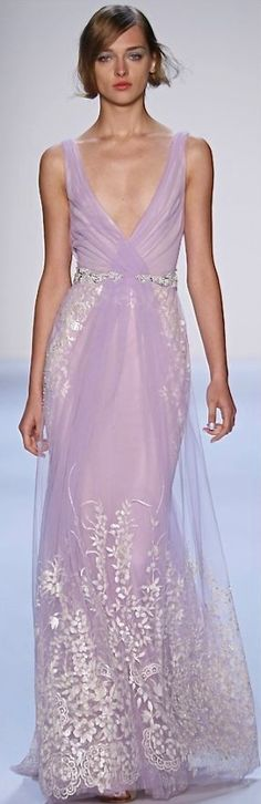 Badgley Mischka 2014. BM is almost always otherworldly levels of lovely.