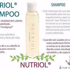 nu skin nutriol shampoo