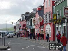 Of all the towns we visited in Ireland, Dingle was one of my favorite non-touristy spots.