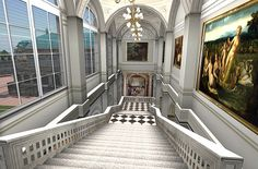 Inside the Dresden Gallery by primperfect, via Flickr