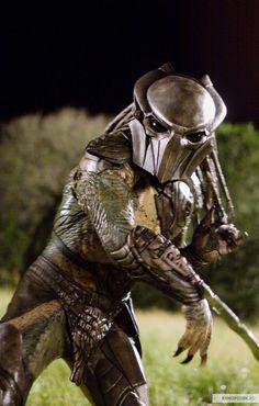 Predator from the movie Predators.
