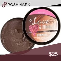 Perfectly Posh Love and Chocolate Stripper What's the recipe for love this Valentine's Day? Chocolate, Strawberries, Vanilla, and Posh. WHILE SUPPLIES LAST! The classic Stripper mud with chocolate and strawberries! Perfectly Posh Makeup