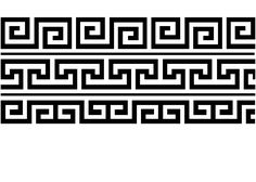 tribal bicep cuff tattoo art | Arm Cuff Tattoo