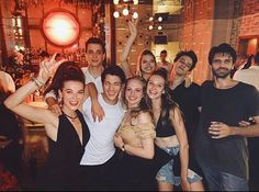"""""""Love 101 squad and Afra 😂💃❤ Netflix, Alina Boz, Movie To Watch List, Night Aesthetic, Turkish Actors, Dream Team, The Dreamers, Like4like, It Cast"""