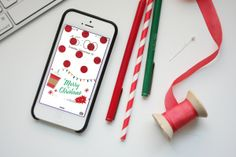 Christmas iPhone Download