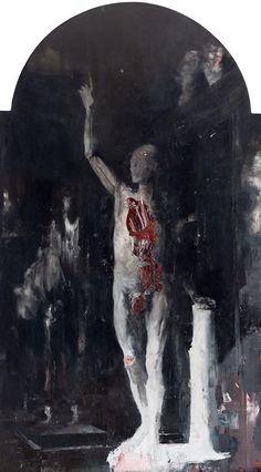 Contemporary Painters: Nicola Samori