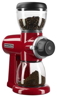 KitchenAid KCG0702ER Burr Coffee Grinder ** Visit the image link more details.