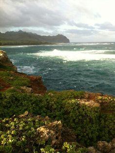 Ocean view Kauai