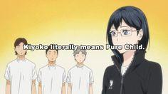 Haikyuu!! facts. Anime Facts