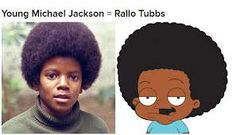 Rallo Tubbs from The Cleveland Show