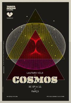 Teatro Oficina 2012 Posters on Behance