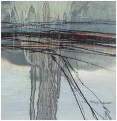 Landscape Paintings and photographs : Norma Stephenson, Artist - Gallery - Photography Magazine Pastel Landscape, Landscape Artwork, Abstract Landscape Painting, Contemporary Landscape, Abstract Watercolor, Abstract Art, Tinta China, Artist Gallery, Gouache