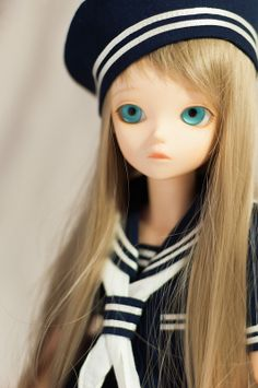 Jin Sailor Outfit Ball-Jointed Doll: Bluefairy Olive