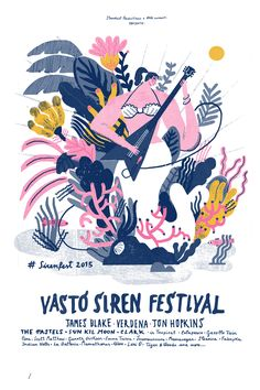 VASTO SIREN FESTIVAL on Behance