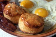 Honey Butter Biscuits - Amateur Gourmet