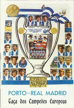 Resultado de imagem para taça europa de futebol clube do porto