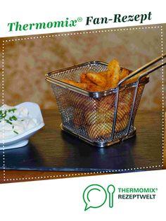 Sauerrahm-Dip für würzige Kartoffelspalten von UdoSchroeder. Ein Thermomix ® Rezept aus der Kategorie Saucen/Dips/Brotaufstriche auf www.rezeptwelt.de, der Thermomix ® Community.