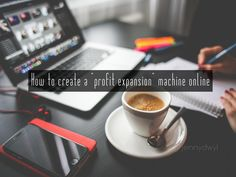 "'Creating a ""profit expansion"" machine online begins by simply having something that works and can sustain it's own daily and monthly sales production through systems that produce something I call 'viral ..."