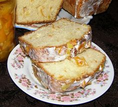 W Mojej Kuchni Lubię.. : smaczna, łatwa drożdżówka ze skórką pomarańczową...