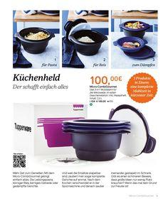 Tupperware Katalog 2017 Page 3 Tupperware Katalog, Canning, Winter, Autumn, Simple, Dekoration, Winter Time, Home Canning