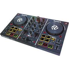 Numark PARTY MIX DJ CONTOLLER PARTY MIX DJ CONTROLLER B&H Photo