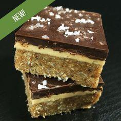 Fenugreek Bars - Salted Caramel Dark