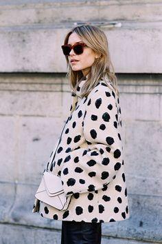 Vanessa Jackman: Paris Fashion Week AW 2015....Pernille