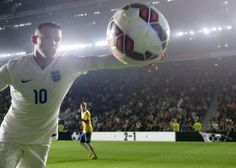 """Wayne Rooney in """"Winner Stays,"""" from the Risk Everything Football Campaign #Nike"""