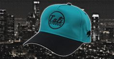 CALI Strong Curved Brim Hats