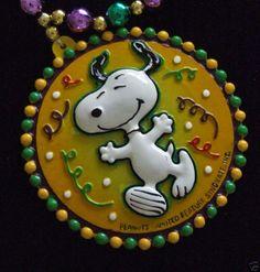 snoopy mardi gras | Charlie Brown Snoopy