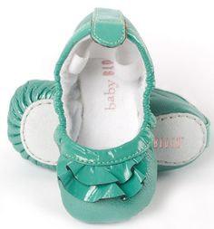 Little Ruffle Shoes