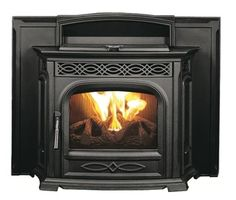 The P351 By Harman Pellet Fireplace Insert The P35i