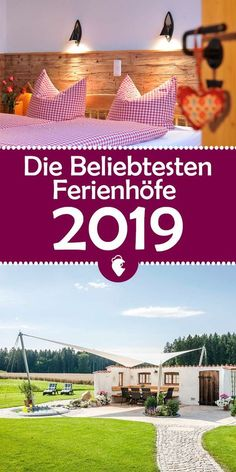"Die beliebtesten Ferienhöfe 2019 As part of the annual ""Most Popular Holiday Farm"" competition, the farm holiday portal LandTravel.de asked for the time which farms are at the top of the populari Road Trip Hacks, Camping Hacks, Holiday Destinations, Travel Destinations, Farm Holidays, Portal, Plus Populaire, Camping Photography, Family Photography"