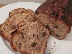 Trines Oppskrifter: Banankake i brødform